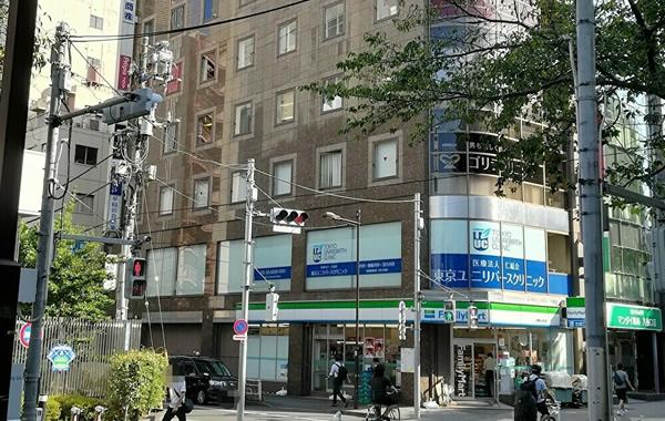 上野駅 シアリス